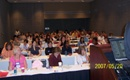 Hank speaking at NTI 2007 at a Pre-conference entitled, The ABCs of the CBC in Critical Care!